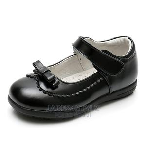 Girls Black School Shoe | Children's Shoes for sale in Lagos State, Surulere