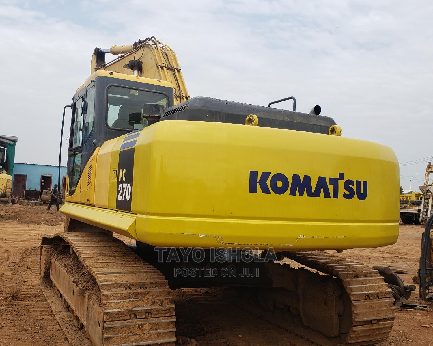 Excavator PC270-7 for Sale | Heavy Equipment for sale in Kubwa, Abuja (FCT) State, Nigeria