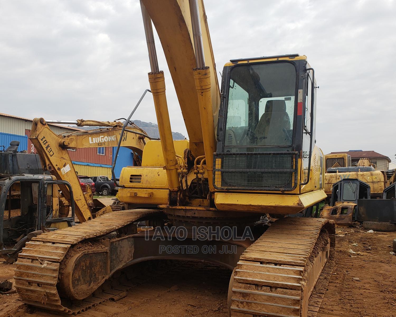 Excavator PC270-7 for Sale