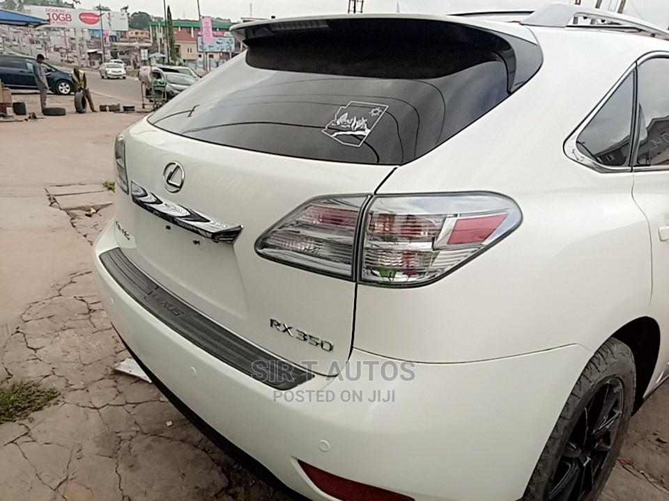 Lexus RX 2010 350 White | Cars for sale in Ibadan, Oyo State, Nigeria
