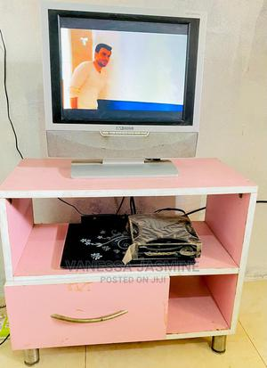 Tv Console , 15inches Tv and Wall Stand | Furniture for sale in Oyo State, Ibadan