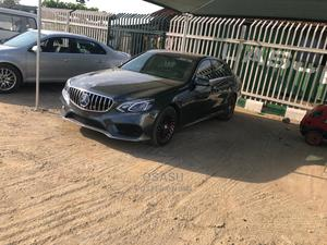 Mercedes-Benz E350 2016 Black | Cars for sale in Abuja (FCT) State, Central Business District