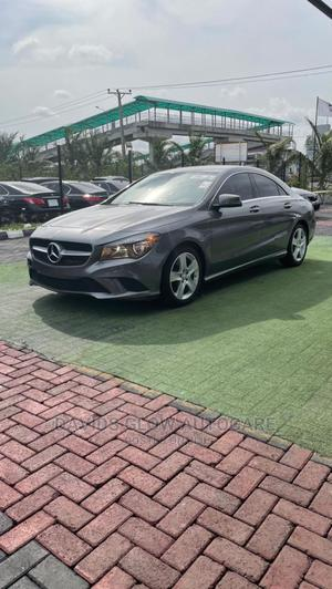 Mercedes-Benz CLA-Class 2016 Base CLA 250 AWD 4MATIC Gray | Cars for sale in Lagos State, Lekki