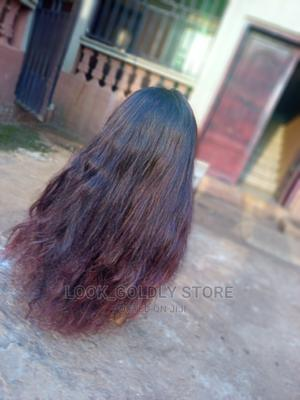 Fibre Long Wig | Hair Beauty for sale in Anambra State, Onitsha