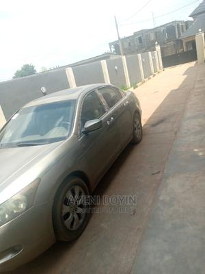 Honda Accord 2008 Gold   Cars for sale in Lagos State, Abule Egba