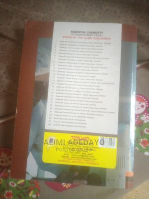 Essential Chemistry Text Book   Books & Games for sale in Niger State, Minna