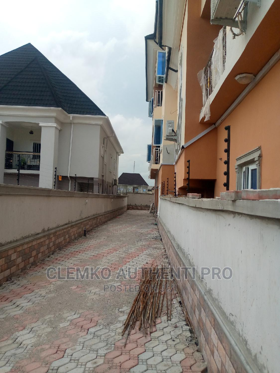 Furnished 2bdrm Block of Flats in Greenfield Estate, Isolo for Rent