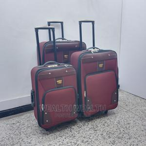 180 Degree Wheel 3 Set Luggage for Sale   Bags for sale in Lagos State, Ikeja