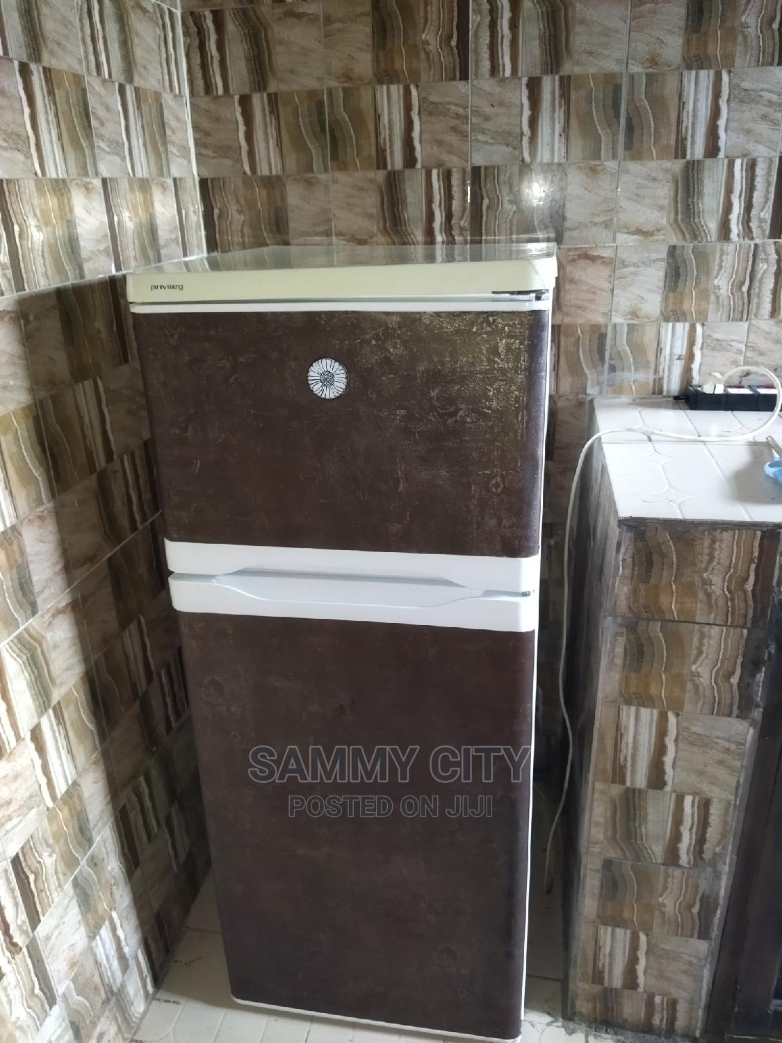 Fairly Used 2 Door Fridge and Freezer | Kitchen Appliances for sale in Badagry, Lagos State, Nigeria