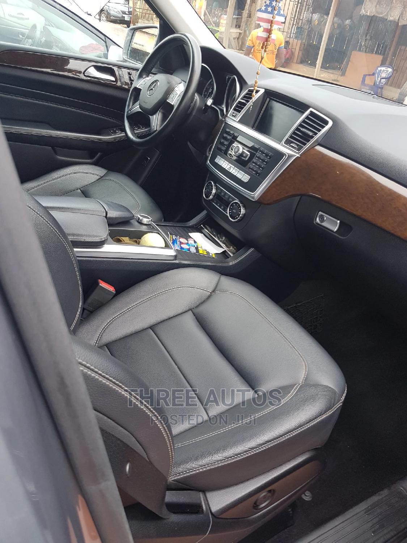 Mercedes-Benz M Class 2012 Gray