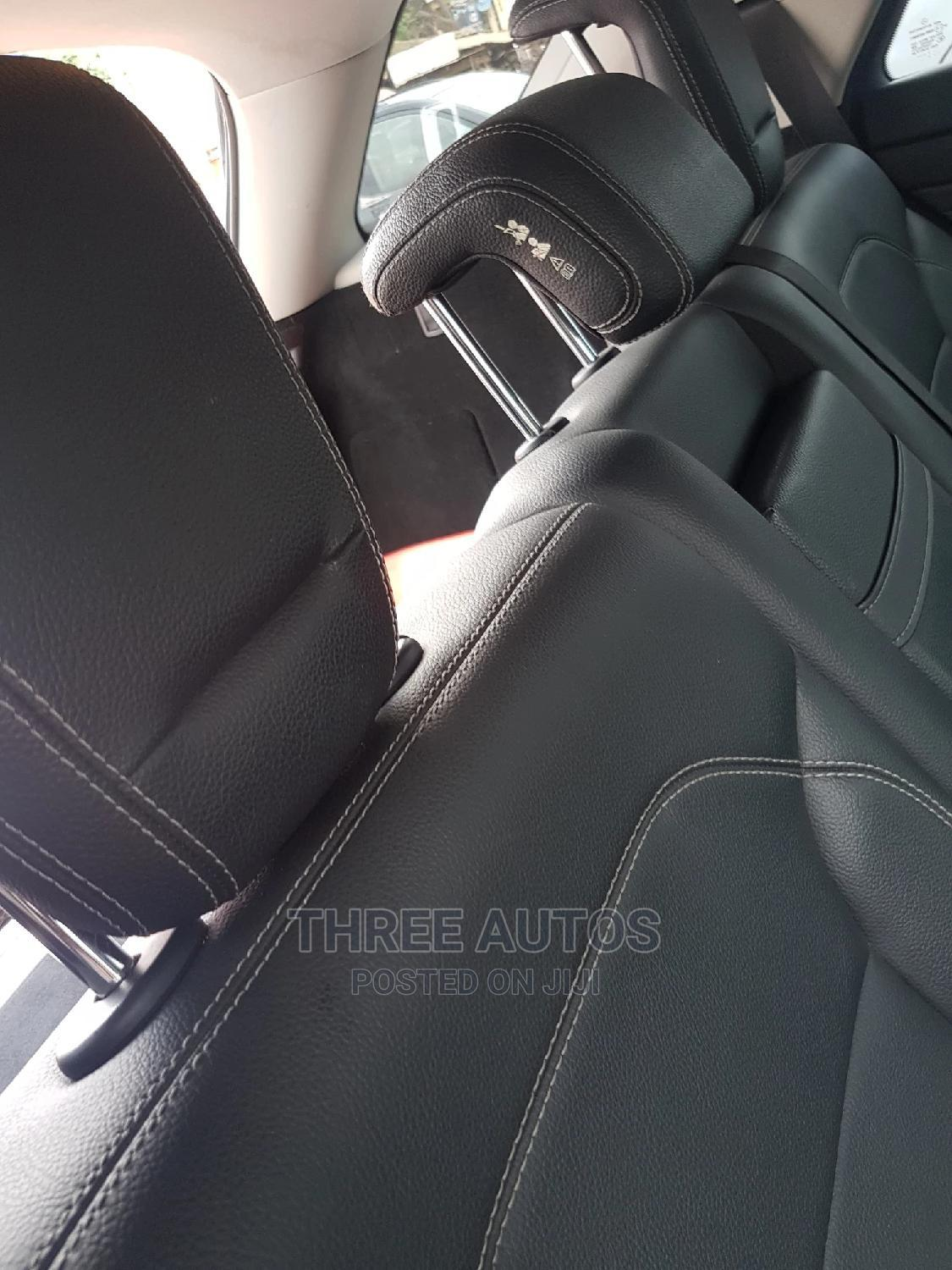 Mercedes-Benz M Class 2012 Gray | Cars for sale in Ikeja, Lagos State, Nigeria