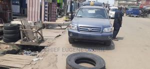 Toyota Highlander 2007 Limited V6 4x4 Blue | Cars for sale in Lagos State, Amuwo-Odofin