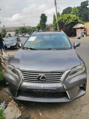 Lexus RX 2015 350 AWD Gray   Cars for sale in Lagos State, Ikeja