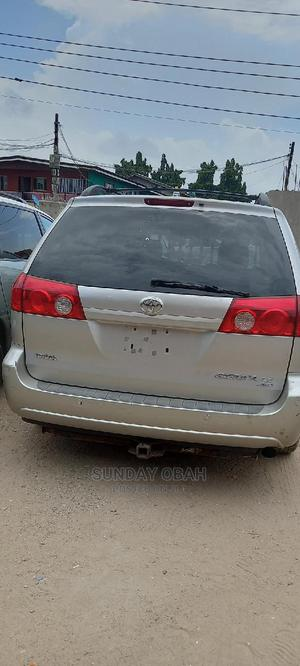 Toyota Sienna 2008 LE AWD Silver   Cars for sale in Lagos State, Ikotun/Igando