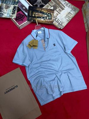High Quality BURBERRY T-Shirts for Men | Clothing for sale in Abuja (FCT) State, Maitama