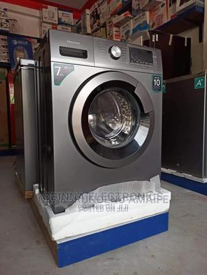 Brand New Hisense 7KG Washing Machine,Automatic,Front Loader | Home Appliances for sale in Lagos State, Ojo