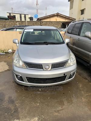 Nissan Versa 2009 Hatchback 1.8 SL Silver   Cars for sale in Lagos State, Ikeja