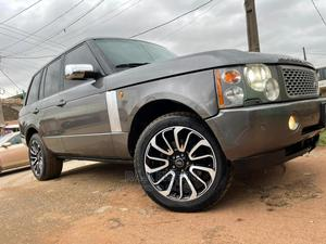 Land Rover Range Rover 2005 Gray | Cars for sale in Lagos State, Ikeja