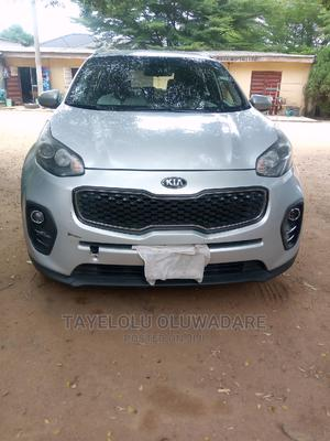 Kia Sportage 2017 Silver   Cars for sale in Lagos State, Ikeja