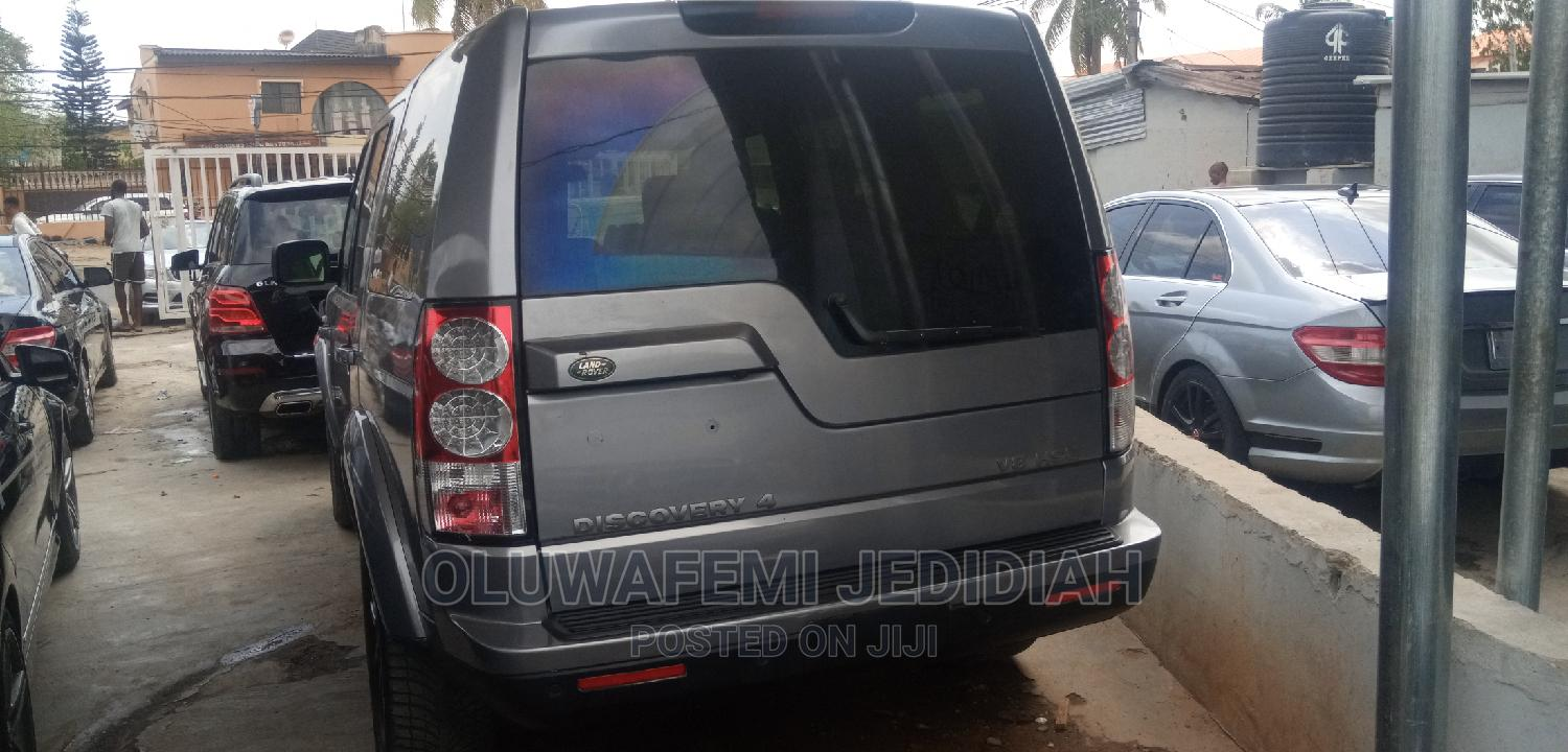 Land Rover Range Rover 2011 Gray | Cars for sale in Ikeja, Lagos State, Nigeria