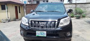 Toyota Land Cruiser Prado 2012 Black | Cars for sale in Rivers State, Port-Harcourt