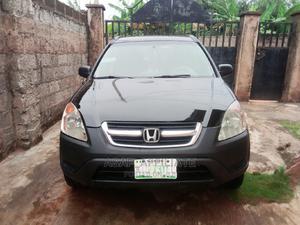 Honda CR-V 2004 2.0i ES Automatic Black   Cars for sale in Edo State, Benin City