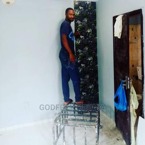 Wallpaper Installations Wall Design   Building & Trades Services for sale in Abuja (FCT) State, Gwarinpa