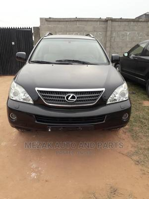 Lexus RX 2009 Black   Cars for sale in Lagos State, Alimosho