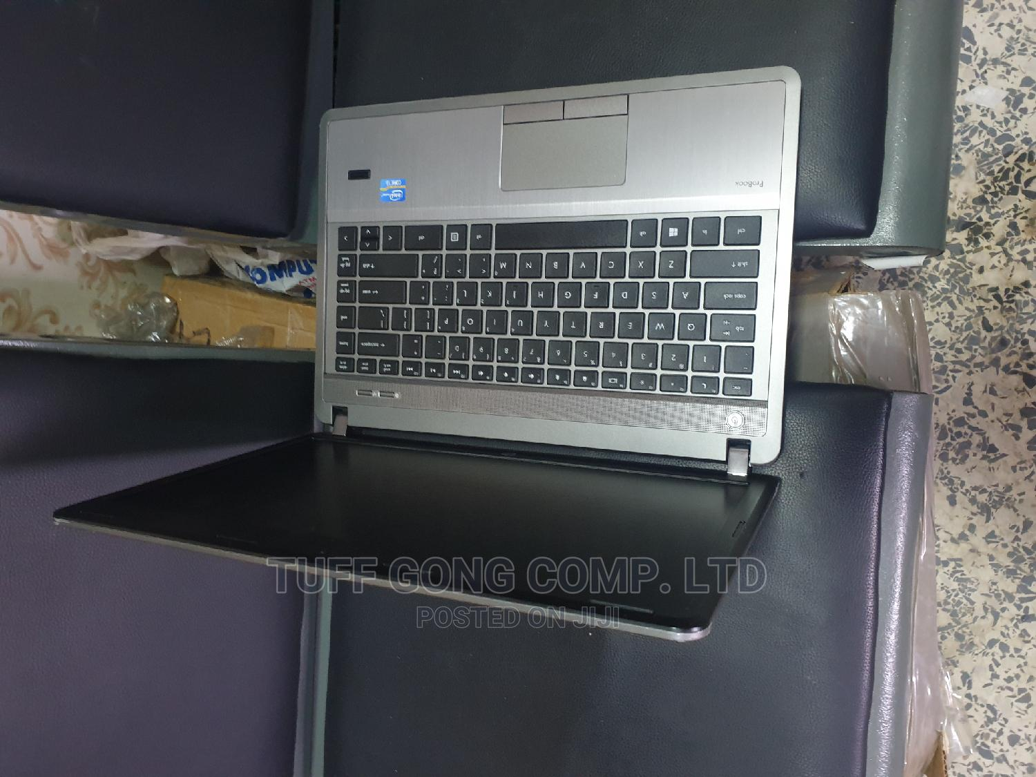 Laptop HP ProBook 4440S 4GB Intel Core I3 HDD 500GB   Laptops & Computers for sale in Ikeja, Lagos State, Nigeria