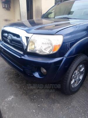 Toyota Tacoma 2006 PreRunner Access Cab Blue | Cars for sale in Lagos State, Surulere