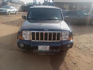 Jeep Commander 2008 Blue | Cars for sale in Lagos State, Maryland