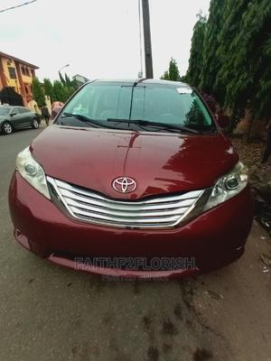 Toyota Sienna 2013 LE FWD 8-Passenger Red | Cars for sale in Lagos State, Ikeja
