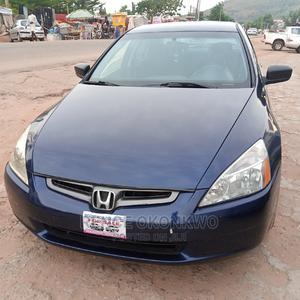 Honda Accord 2004 Blue | Cars for sale in Abuja (FCT) State, Karu