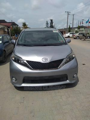 Toyota Sienna 2012 7 Passenger Silver   Cars for sale in Rivers State, Obio-Akpor