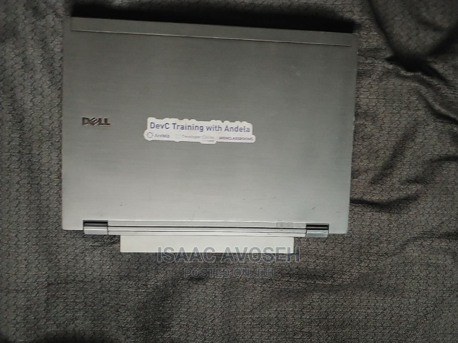 Laptop Dell Latitude E6410 4GB Intel Core I5 HDD 250GB | Laptops & Computers for sale in Badagry, Lagos State, Nigeria