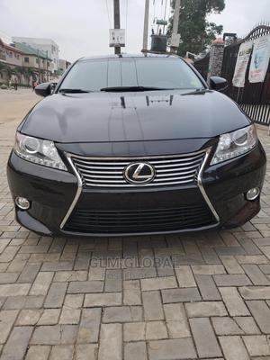 Lexus ES 2013 350 FWD Black | Cars for sale in Lagos State, Ogudu