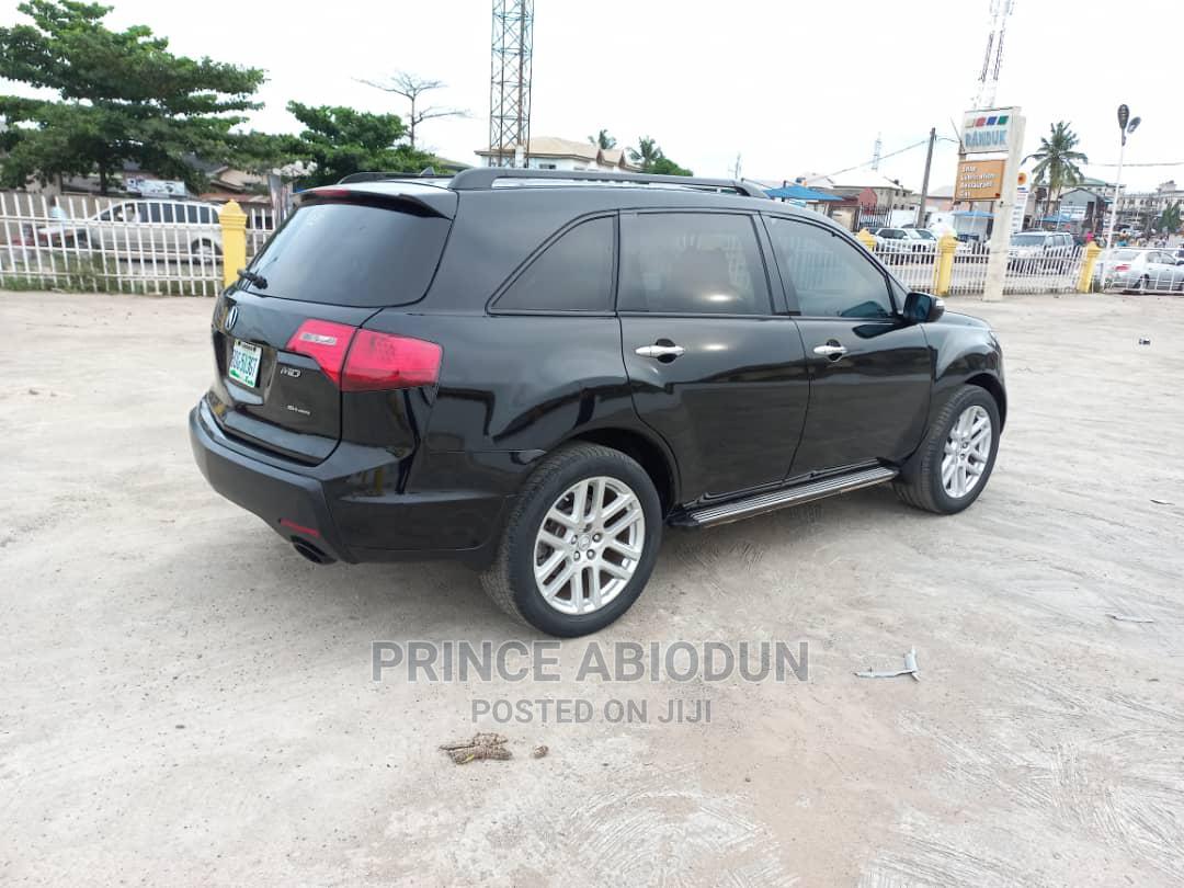 Acura MDX 2010 Black | Cars for sale in Isolo, Lagos State, Nigeria