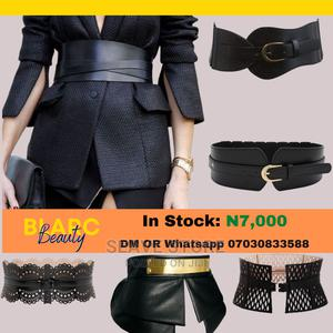 Waist Belt for Women   Clothing Accessories for sale in Lagos State, Lekki