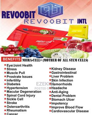Revoobit Stem Cell the Magic to All Chronic Diseases | Vitamins & Supplements for sale in Imo State, Owerri