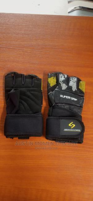 American Fitness Gym Glove | Sports Equipment for sale in Lagos State, Surulere