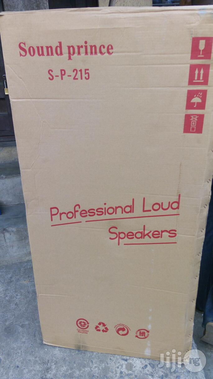 Sound Prince Sp215 | Audio & Music Equipment for sale in Mushin, Lagos State, Nigeria