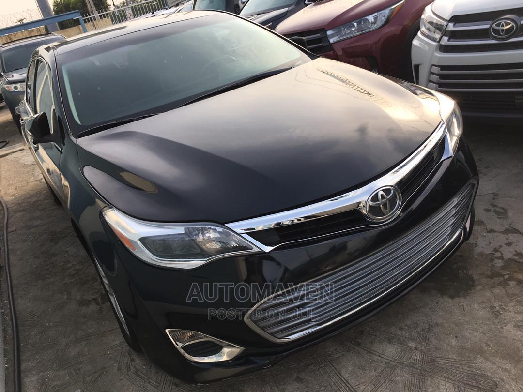 Toyota Avalon 2013 Black | Cars for sale in Ilupeju, Lagos State, Nigeria
