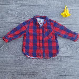 Boy's Shirt   Children's Clothing for sale in Lagos State, Ikorodu
