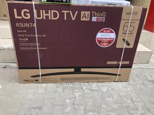 LG 65inchs A1 Thinq 4k UHD Smart Television   TV & DVD Equipment for sale in Lagos State, Lekki
