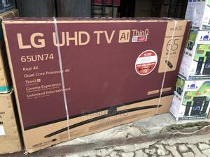 """LG 65""""Inches UHD 4k Smart Television   TV & DVD Equipment for sale in Lagos State, Ajah"""
