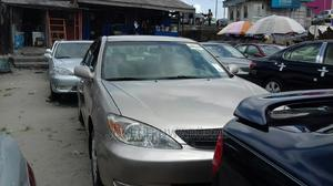 Toyota Camry 2006 Gold | Cars for sale in Lagos State, Amuwo-Odofin