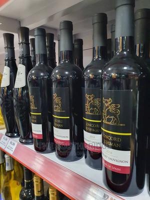 Red Wine Concord Bushman Pack of 6 | Meals & Drinks for sale in Lagos State, Ikoyi