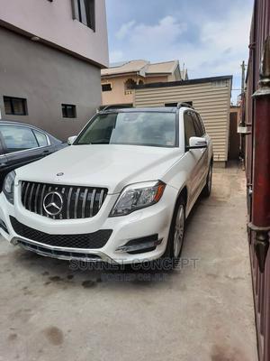 Mercedes-Benz GLK-Class 2015 White | Cars for sale in Lagos State, Amuwo-Odofin