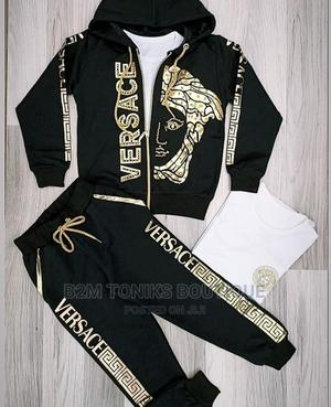 Kids Versace 3pcs | Children's Clothing for sale in Lagos State, Oshodi