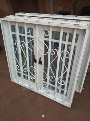 4 by 4 Casement Windows and Protector Designs | Windows for sale in Anambra State, Onitsha